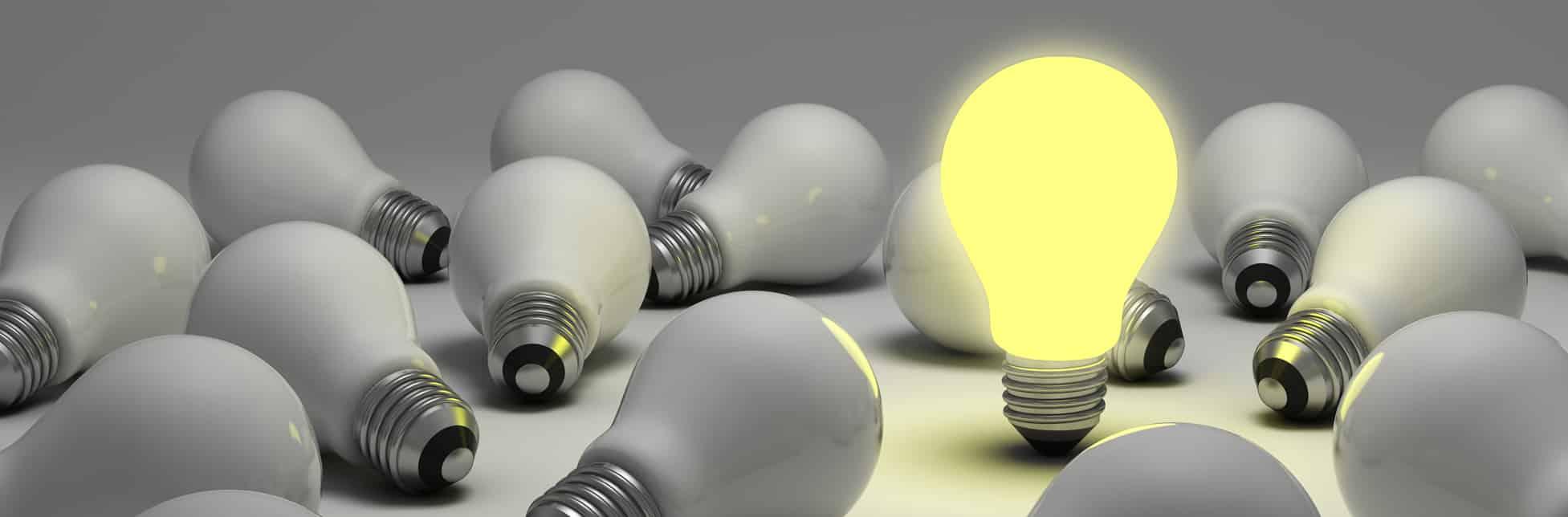 Les ampoules basses consommation ou LED ?